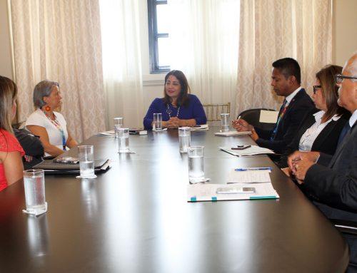 PANAMÁ Y LA OIE FORTALECEN COOPERACIÓN PARA LA PROMOCIÓN Y DESARROLLO EDUCATIVO Y CULTURAL