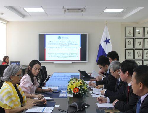 RESULTADOS CONCRETOS, MUESTRAN LOS PROYECTOS DE COOPERACIÓN NO REEMBOLSABLE ENTRE PANAMÁ Y CHINA